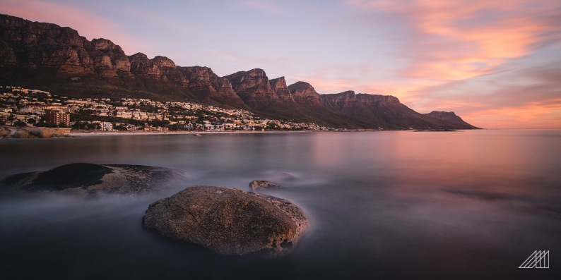 camps bay sunset south africa photography roaming ralph
