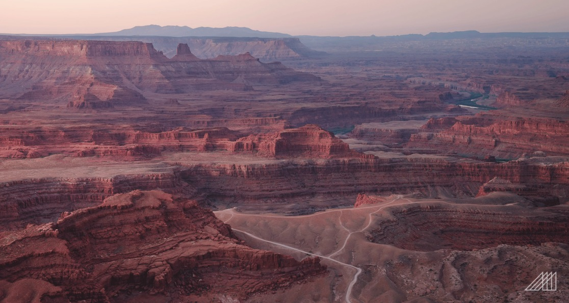 canyonlands dead horse point sunrise utah photography roaming ralph