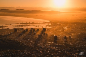 cape town sunrise lions head south africa photography roaming ralph