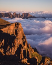 inversion drakensberg cleft peak south africa photography roaming ralph