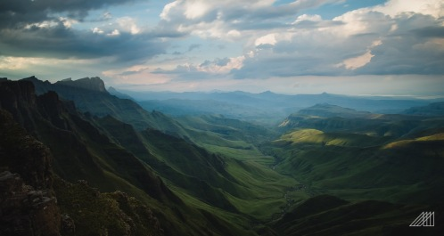 sunset in valley drakensberg south africa photography roaming ralph