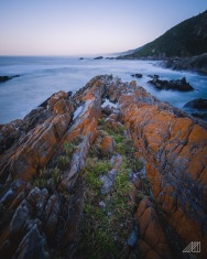 rock formations otter trail south africa photography roaming ralph