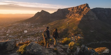 table mountain sunrise lions head south africa photography roaming ralph