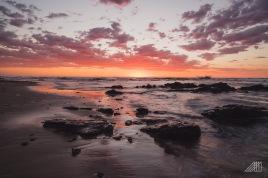 sunrise mdumbi wild coast south africa photography roaming ralph