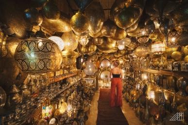 lamp store in marrakech